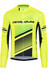 PEARL iZUMi ELITE Thermal LTD Jersey Men Razor Screaming Yellow